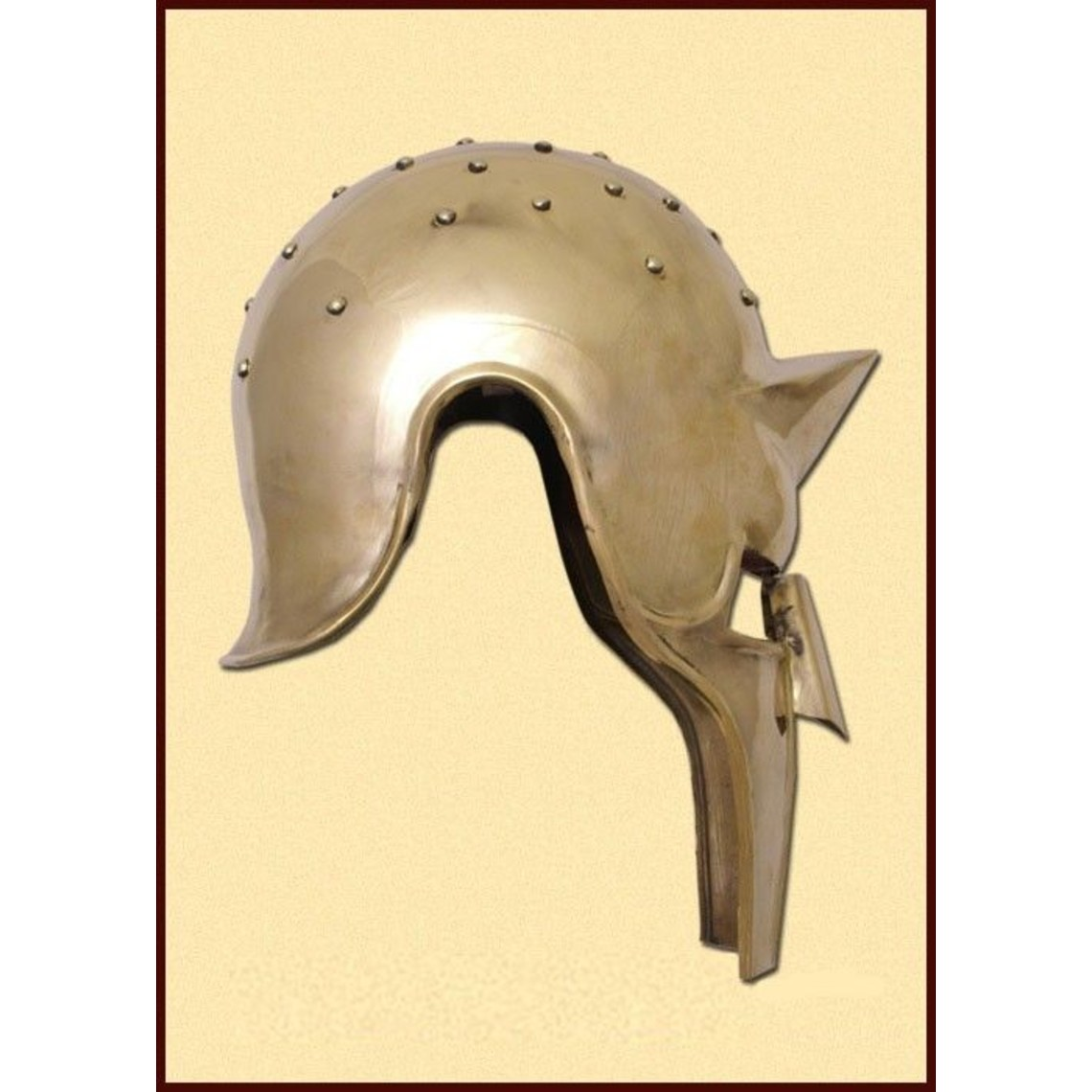 Deepeeka Casco The Gladiator bronce
