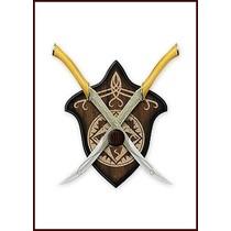 Battle knives of Legolas