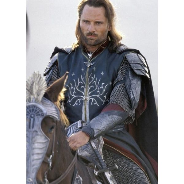 Anduril, miecz króla Elessar