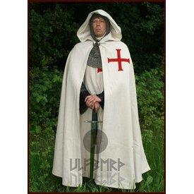 Ulfberth Historisk Tempelriddare mantel