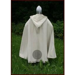 Historyczny Templariusz płaszcz