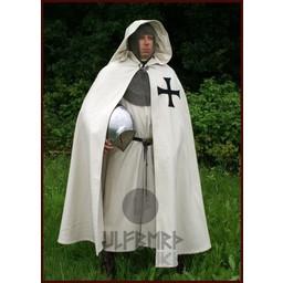 Historyczny płaszcz krzyżacki