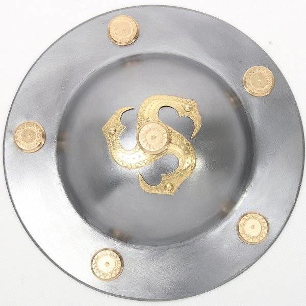 Lombardische schildknop