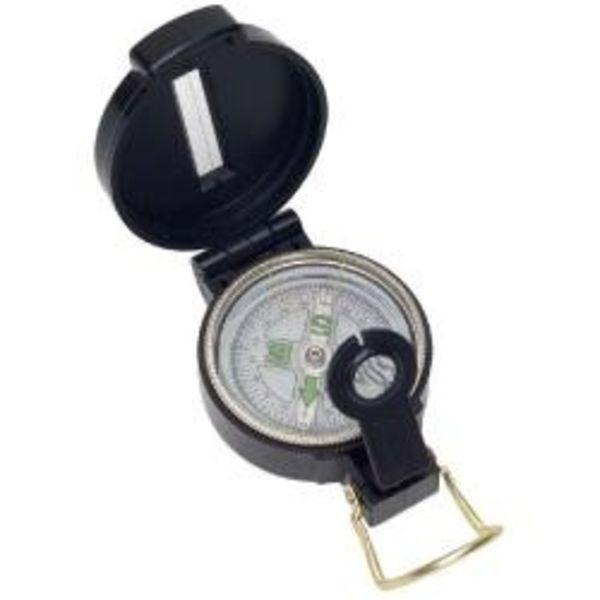Army compass, plastic exterior
