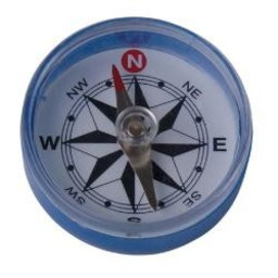 Emergency kompass