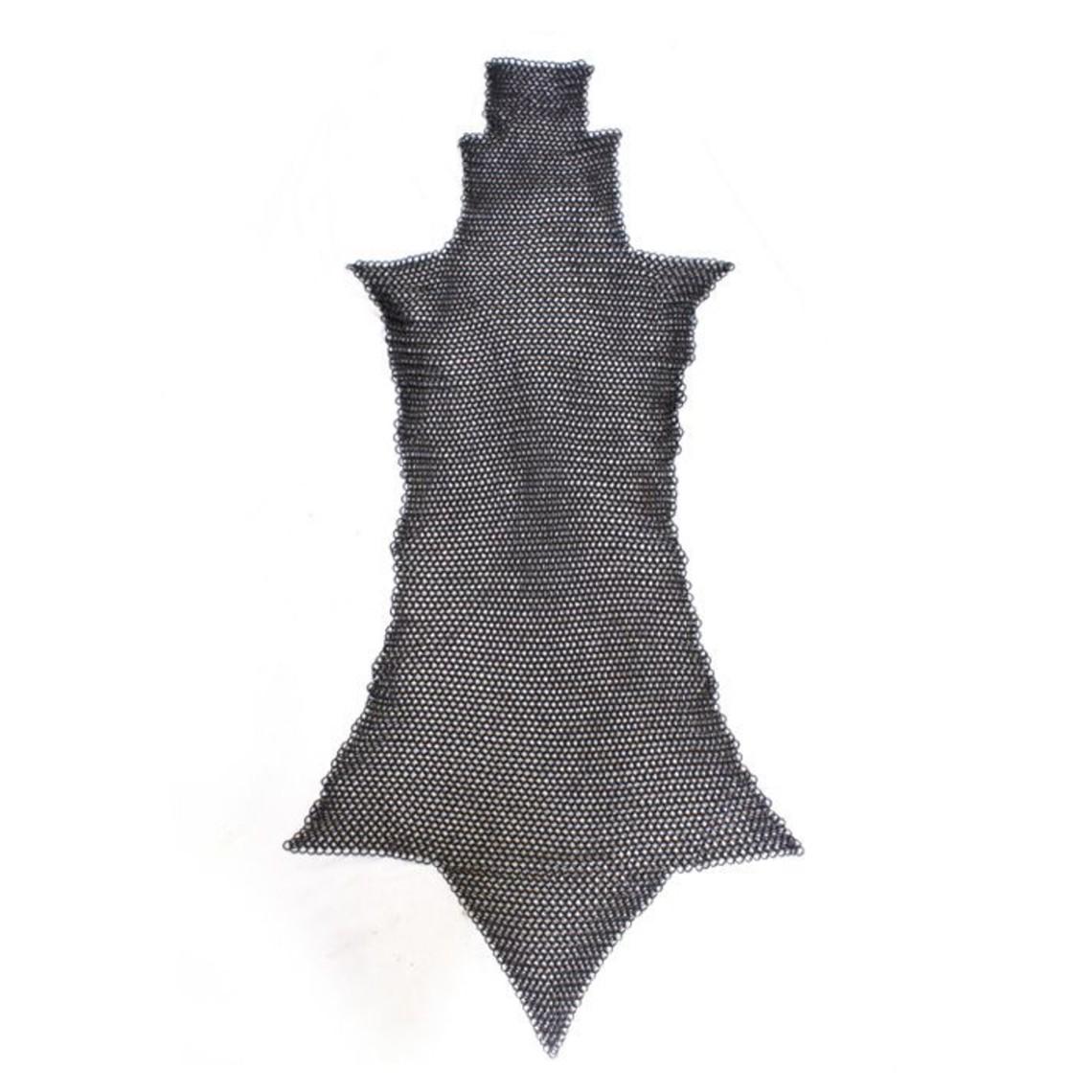 Maliënchausses, gebronsd, 8 mm