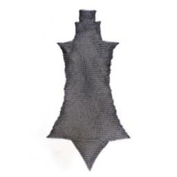 Kettenbeinlinge, geschwärzt, 8 mm