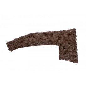 Ulfberth Para osłony kolcze na ramiona, mieszane płaskie nity Pierścienie klin 8mm