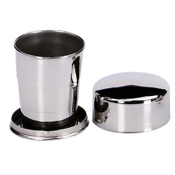 Tazza per bere in acciaio inossidabile