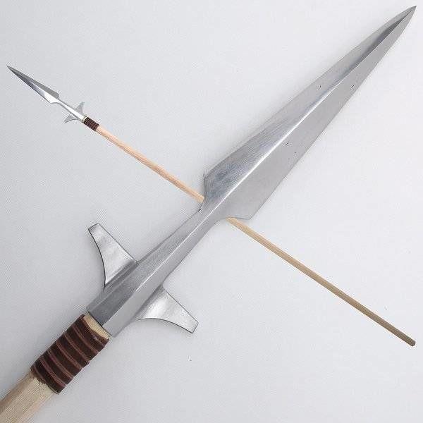 1400-talet jakt spjut