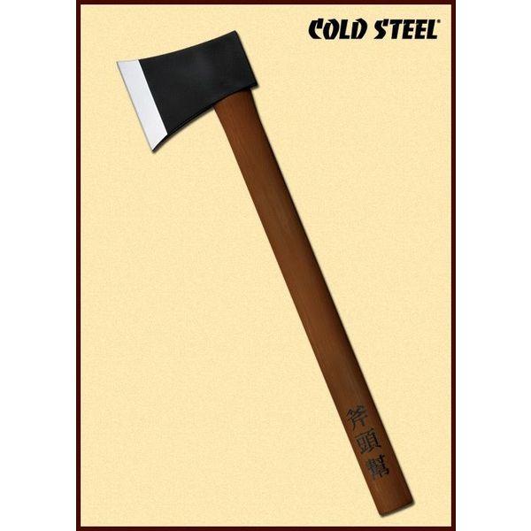 Cold Steel Axe Gang Hatchet instrutor