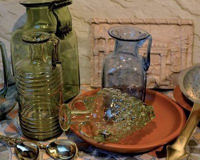 Romersk glas