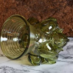 Frühmittelalterliche Glaswaren