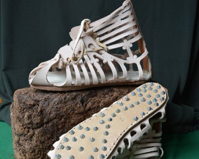 Shoes of the antiquity