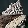 rzymskie buty sandały