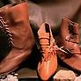 middelalder sko støvler