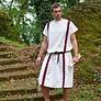 romerska keltiska kläder