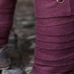 Spodnie, nogawki i chausy