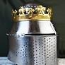 knight helmet great helm