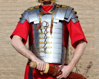 Romeins, Grieks & gladiator pantser