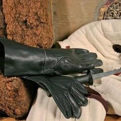 Leren handschoenen & wanten