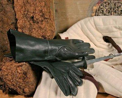 Läderhandskar och vantar