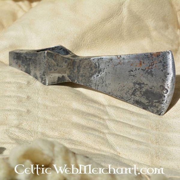 Ulfberth Battle-klar hammer øksehoved, gamle