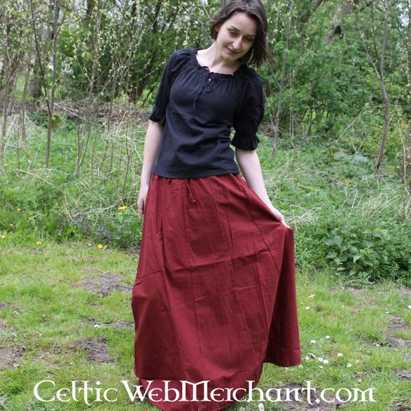 Skirt with cord