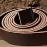 leather belt straps