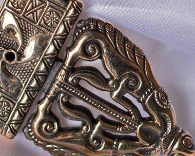 Boucles & accessoires celtiques & romaines