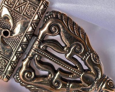 Fibbie e raccordi per cinture Antichità