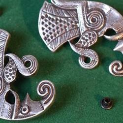 Fibbie e accessori alto medioevo