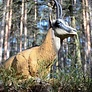 3d animal target