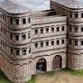 miniaturowe budynki