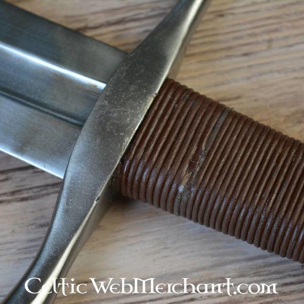 Deepeeka Inglês espada sozinho, do século 13, prontos para a batalha