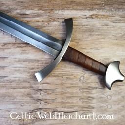 Spada a una mano del 13 ° secolo, tipo Oakeshott XIII, pronto per la battaglia