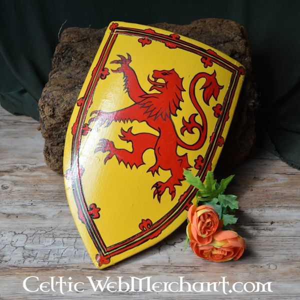 Child shield Robert the Bruce