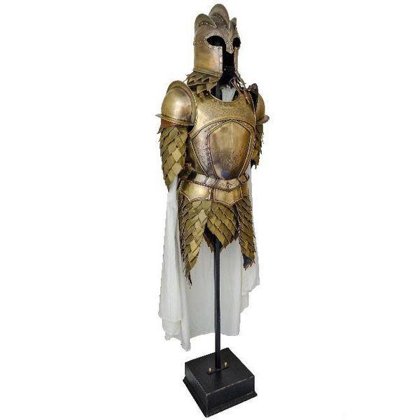Deepeeka Armadura de la Guardia del Rey