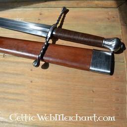 Hand-and-a-half sword Oakeshott type XVa, battle-ready (blunt 3 mm)