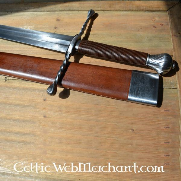 Deepeeka Hand-and-a-half sword Oakeshott type XVa, battle-ready