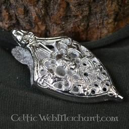Chape for Viking sword scabbard