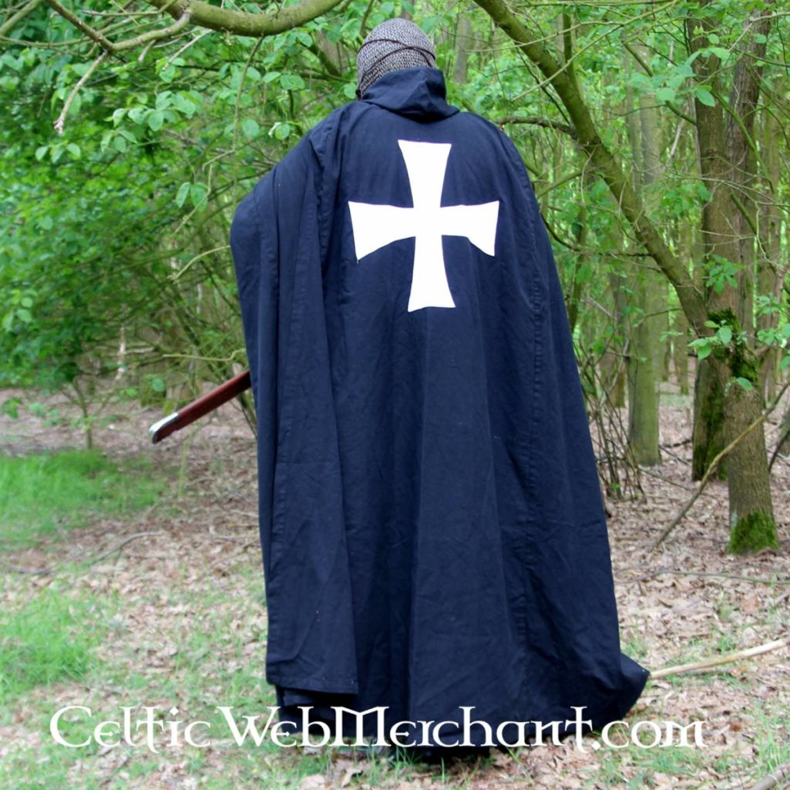 Leonardo Carbone Hospitallers cloak