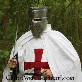 Leonardo Carbone Templar cloak