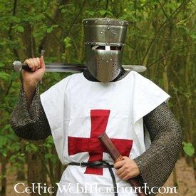 Leonardo Carbone Templar surcoat