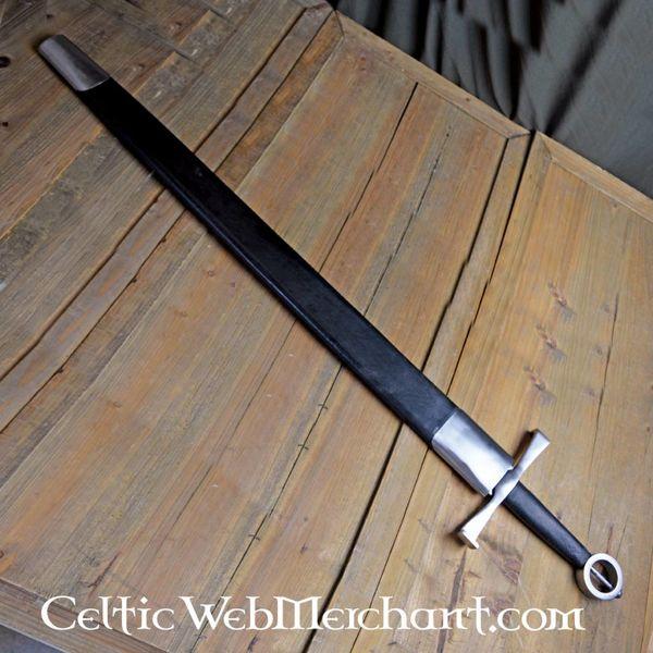 Deepeeka Irsk sværd med ring Knap