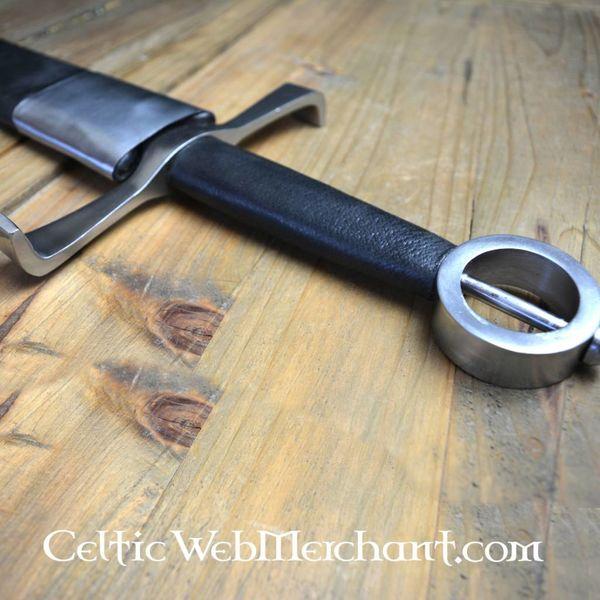 Deepeeka Irish svärd med ring knapp