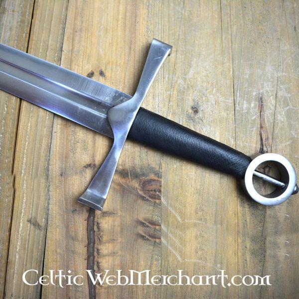 Deepeeka Irlandzki miecz z pierścieniem głowica