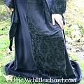 Leonardo Carbone Vestido Lí Ban negro