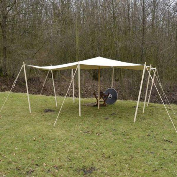 Luifel 4 x 6 m 350 g/m²