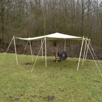 Luifel 2 x 2 m 350 g/m²